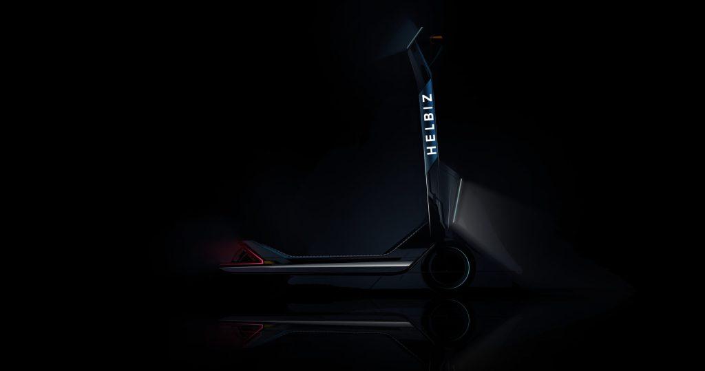 No te imaginas cómo es el nuevo scooter sustentable de Pininfarina