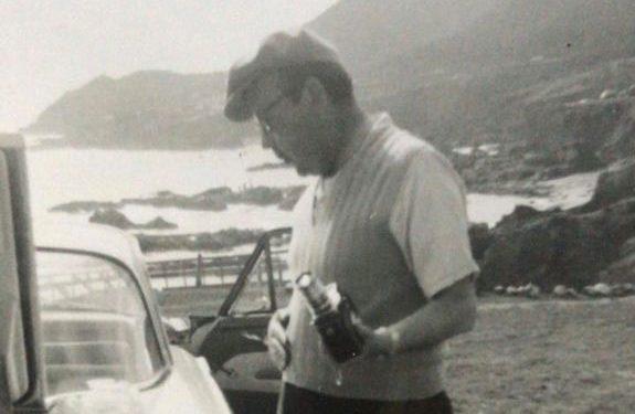 Opinión:  Mi padre: ejemplo y legado al medio ambiente y los océanos