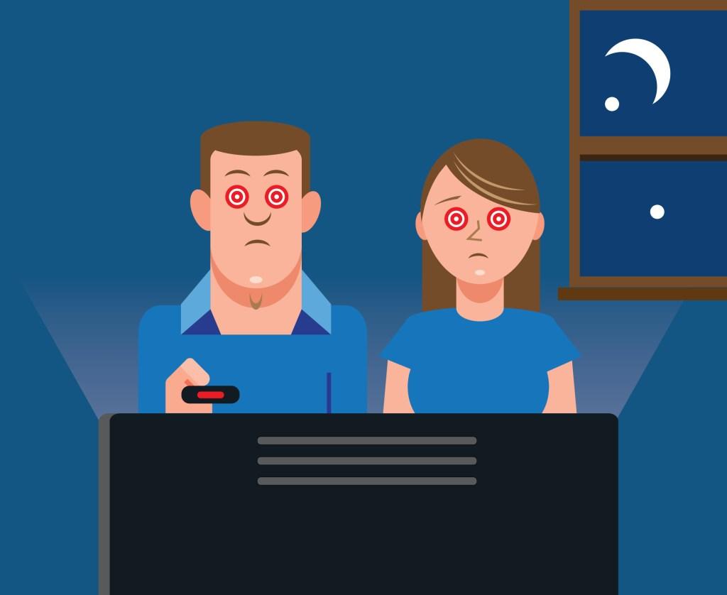 ¿Eres adicto a las series de televisión? Podrías padecer binge watching