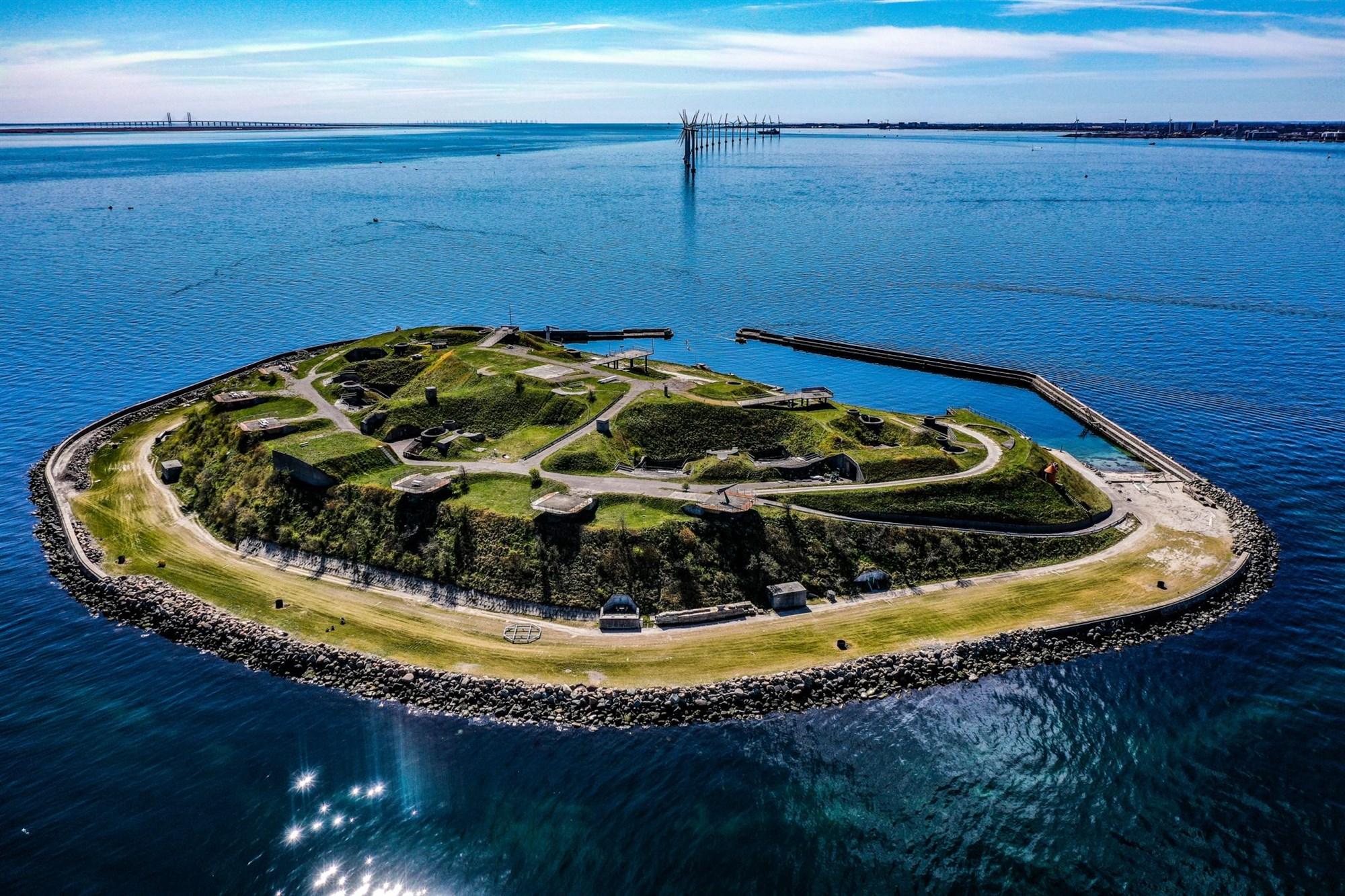 Dinamarca construirá isla artificial para salvar a miles de personas