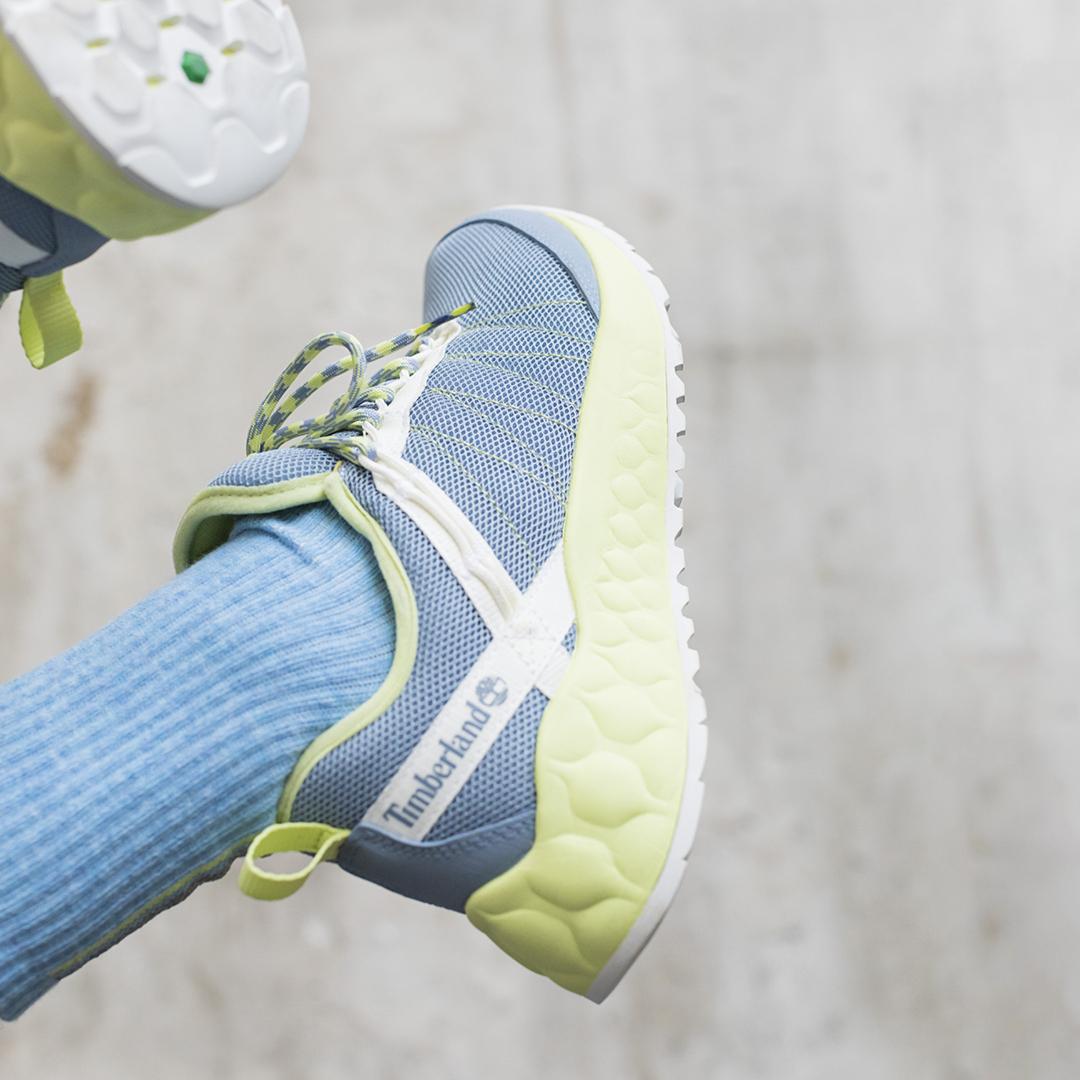 ¿Una línea de calzado ecofriendly? ¡Sí! Y es de Timberland