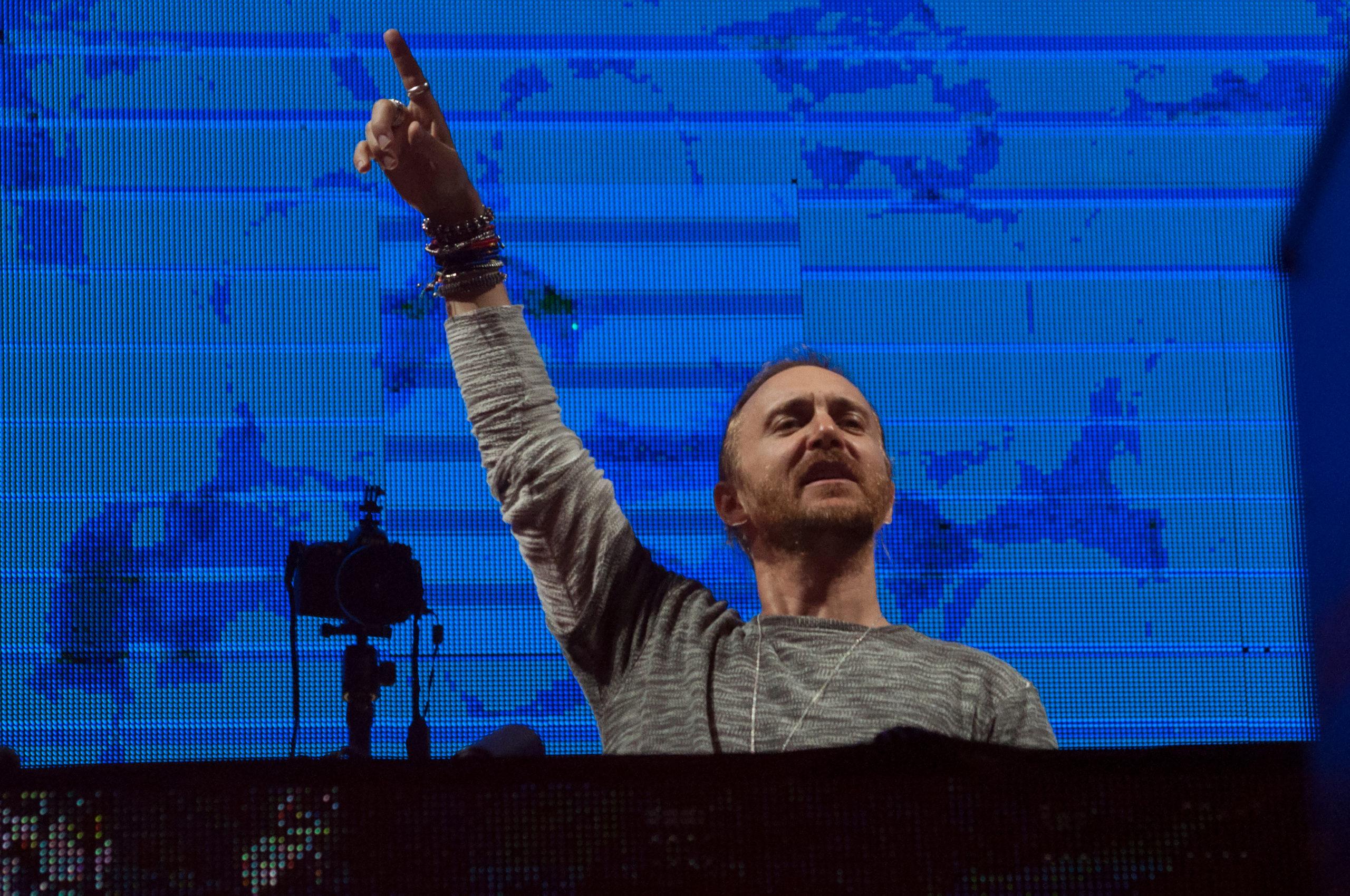 El nuevo sencillo de Guetta que rinde homenaje a Whitney Houston