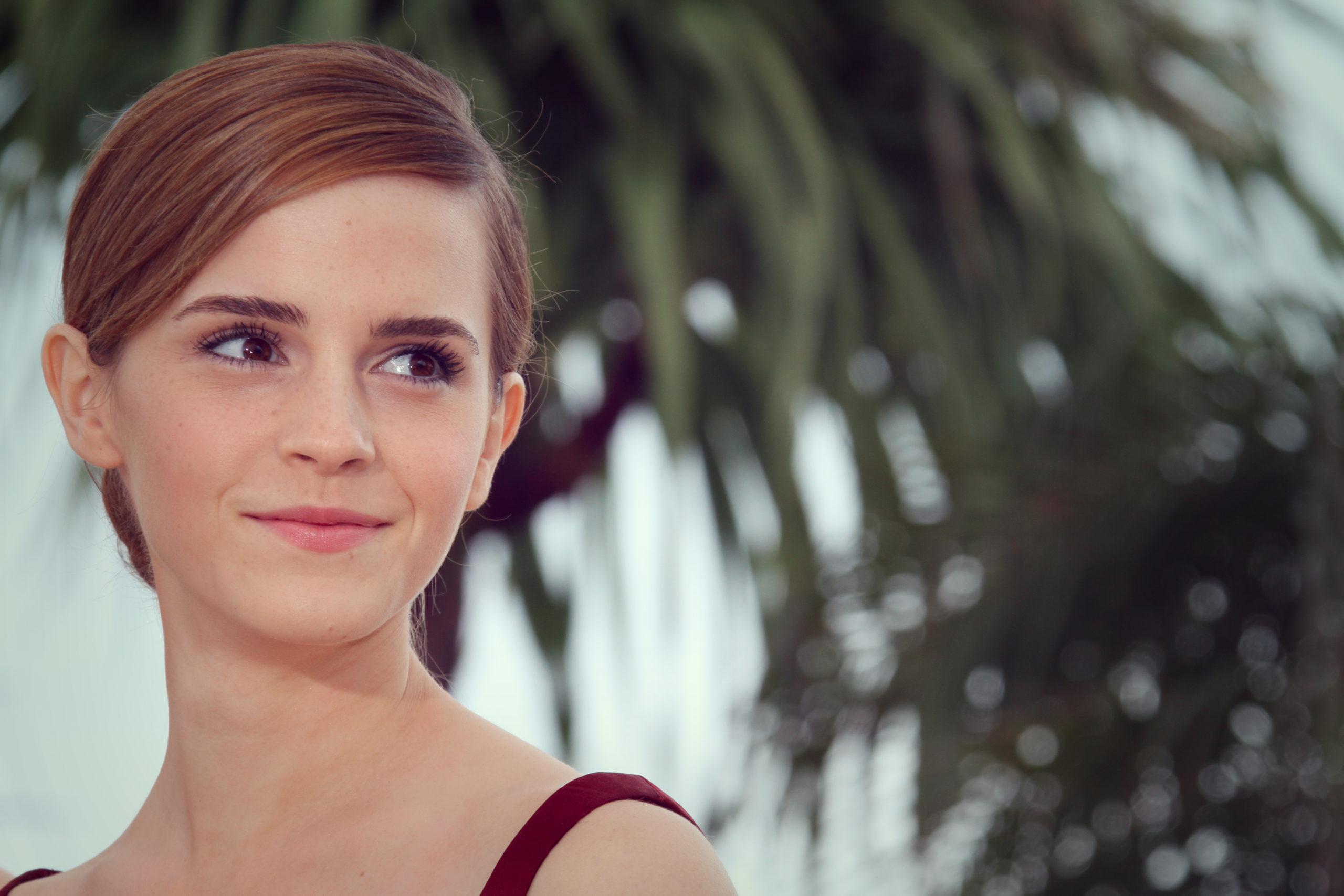 Comprometida con el planeta, Emma Watson invertirá millones de dólares para revolucionar el plástico
