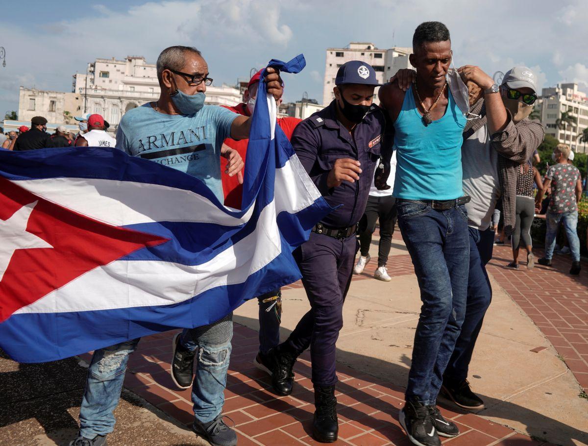 Protestas en Cuba: por qué el levantamiento de su gente era inevitable (¡y necesario!)
