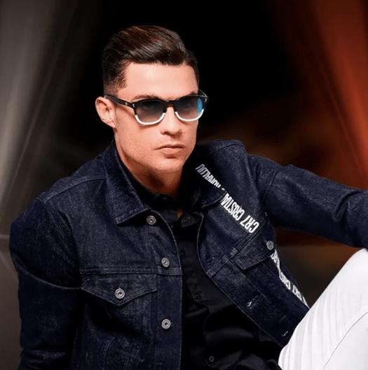 Lo que hacía falta: lentes de sol de Cristiano Ronaldo