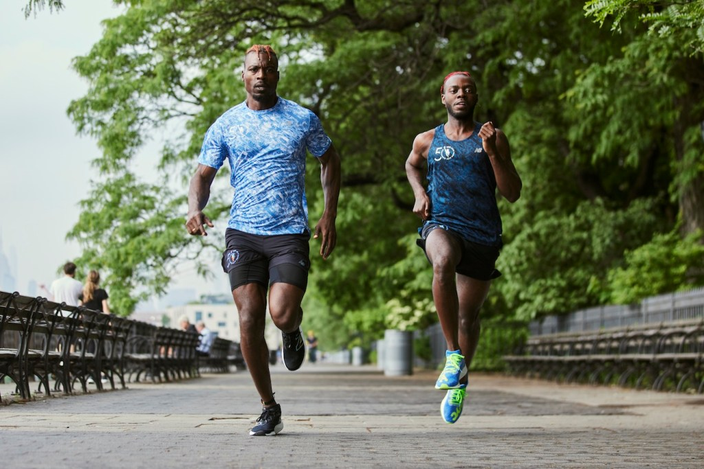 Atención runners: tenis que celebran los ¡50 años de la Maratón de NY!