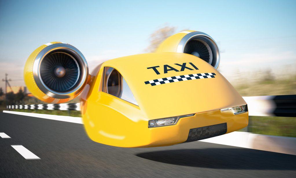 ¿Un taxi volador, rápido, ecológico y barato? ¡Sí, en Rusia lo crearon!