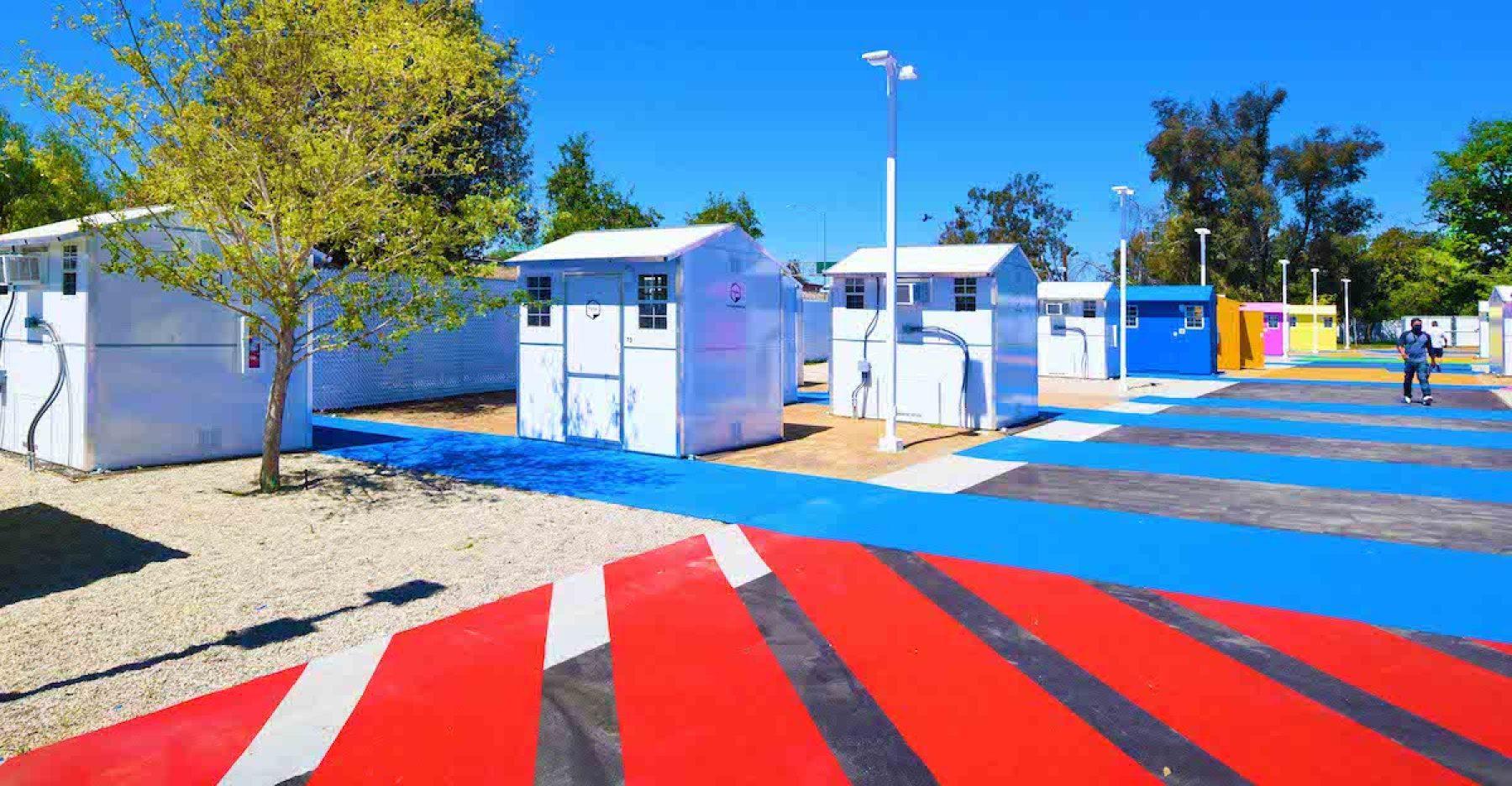 ¡Buenas noticias! En Los Ángeles, California, el gobierno dará 'tiny houses' a las personas sin hogar