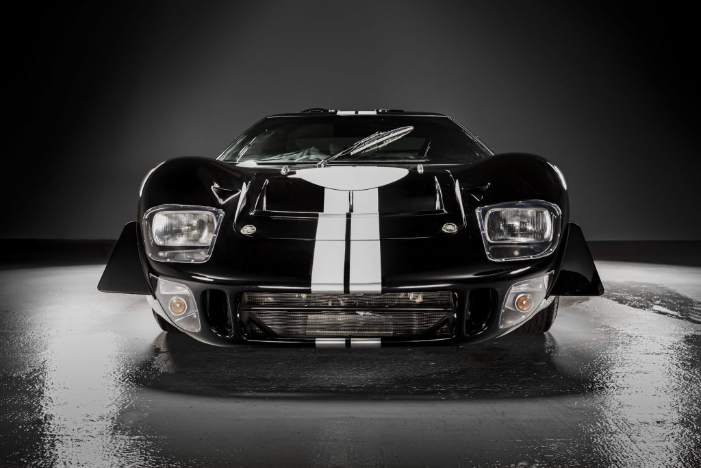 ¿Rompiendo la tradición? El mítico GT40 de Ford se vuelve eléctrico