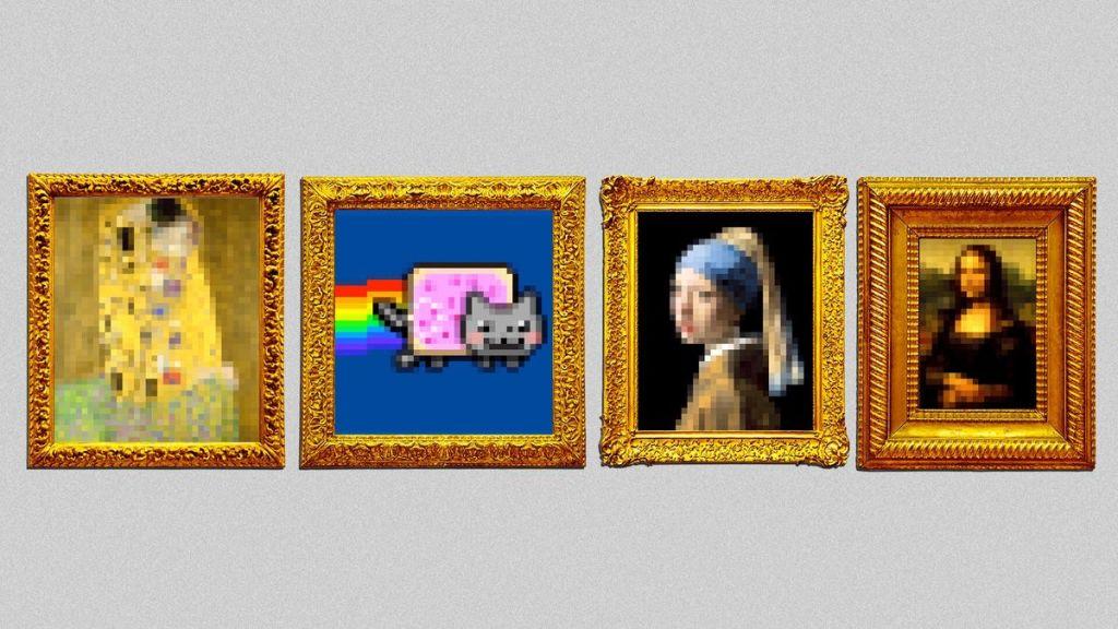 ¿Qué son los NFT y por qué están revolucionando el mundo del arte?