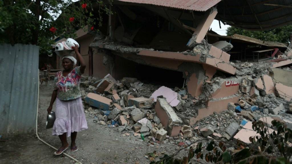¡Haití nos necesita! México ya confirmó que enviará ayuda humanitaria tras sismo