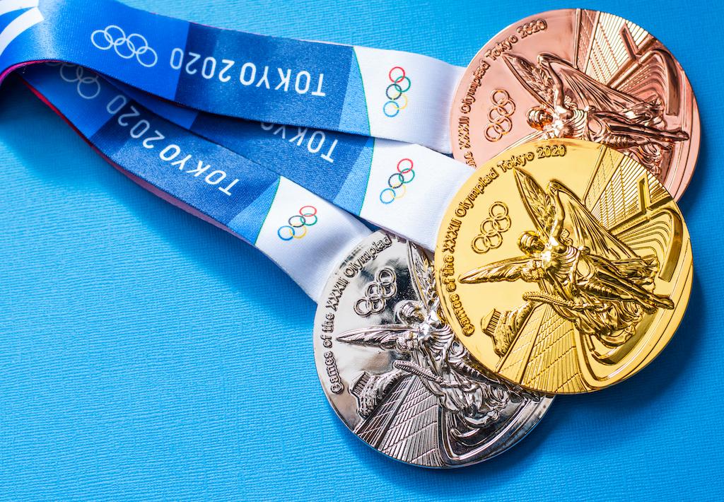 Los secretos detrás de las medallas que darán en los Juegos Paralímpicos de Tokio 2020