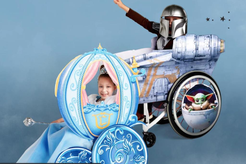 Disney crea disfraces para niños con capacidades diferentes, ¡y están increíbles!