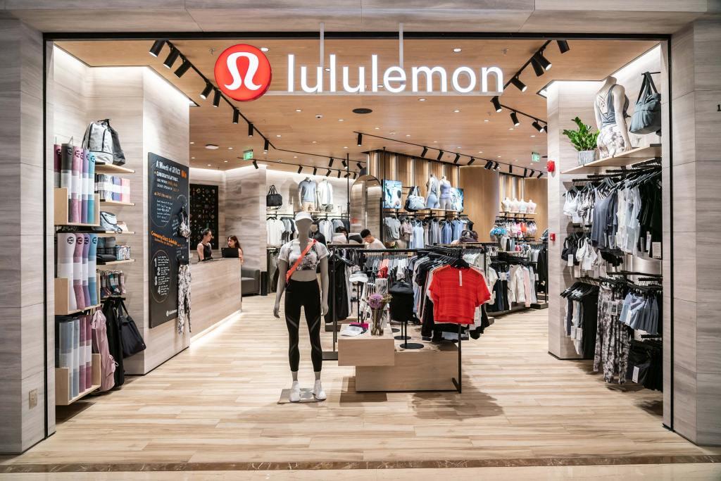 Lululemon fabricará prendas a partir de emisiones de carbono reciclado