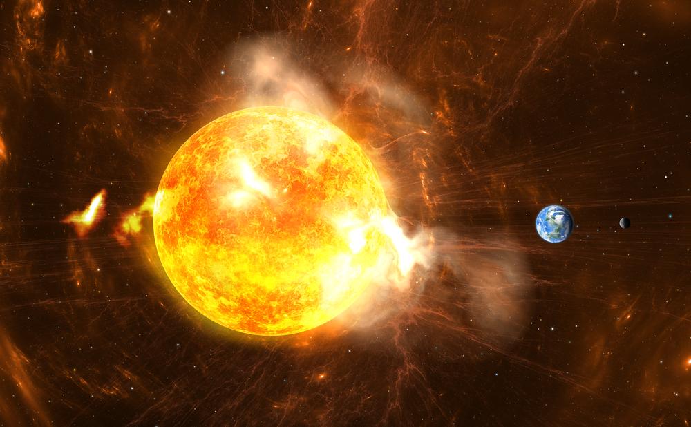 Una supertormenta solar que se aproxima podría dejarnos ¡sin internet por meses!