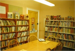 The Children's Library c.1985