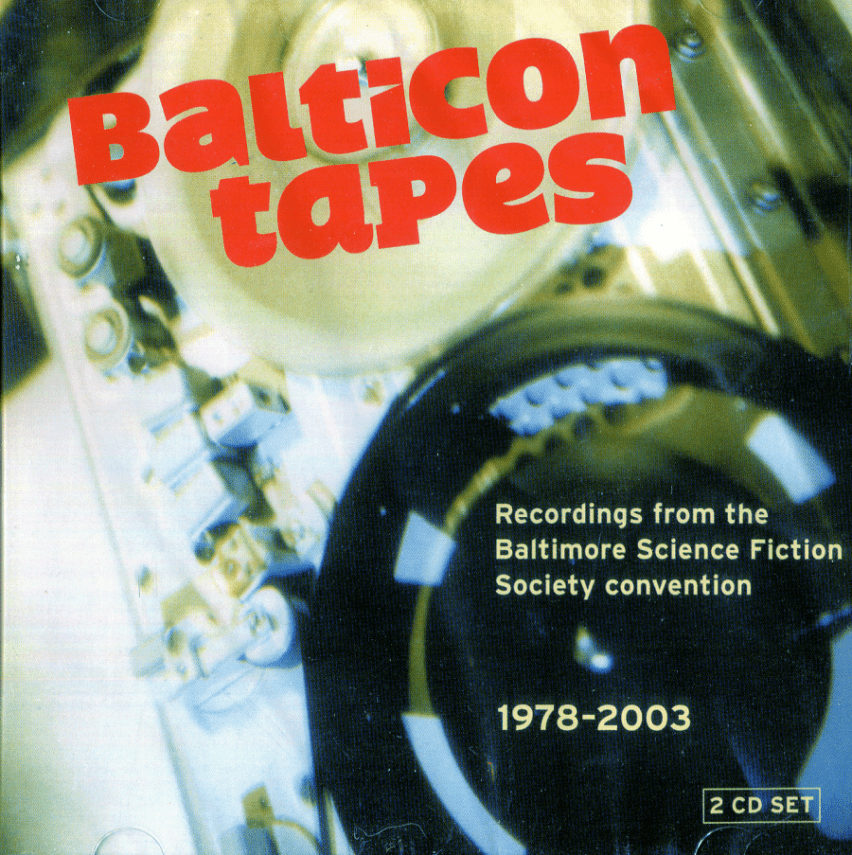 Balticon Tapes anyone?