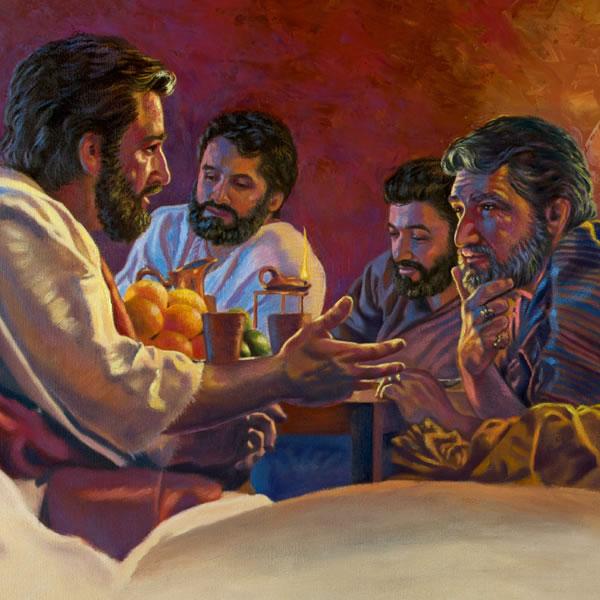 耶穌基督是誰? — 守望臺線上書庫