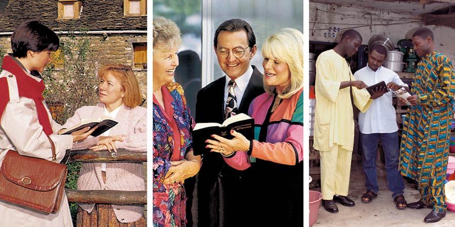 跟上帝的子民一起追求永久的平安幸福 — 守望臺線上書庫