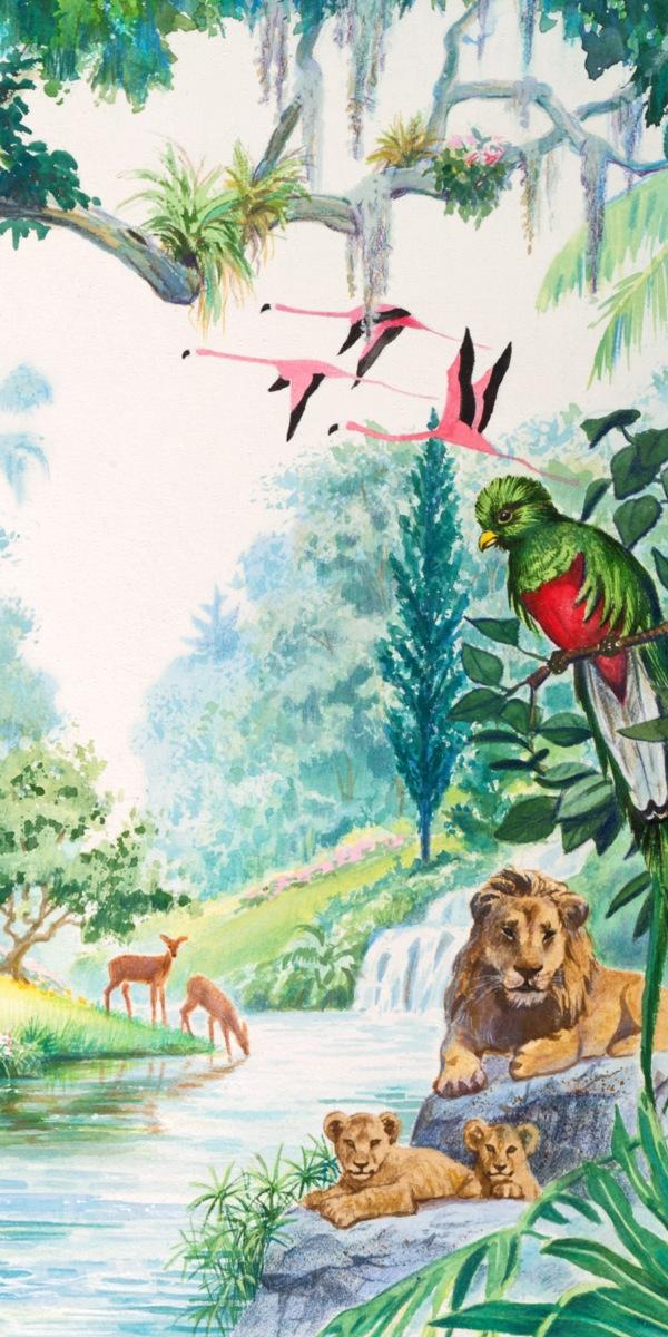 O Criador Dá Ao Homem Um Paraíso — Biblioteca Online Da