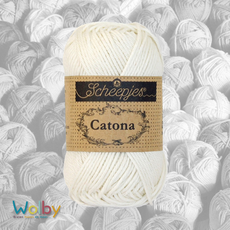 Catona 105 - Bridal White / Ivoor Wit