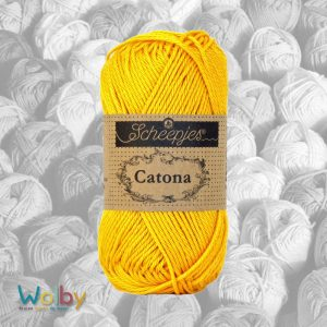 Catona 208 - Yellow Gold / Goud Geel