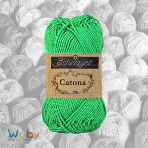 Catona 389 - Apple Green / Appel Groen