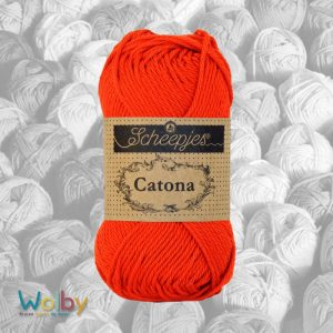 Catona 390 - Poppy Rose / Rood