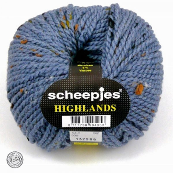 Highlands 509 – Blauw