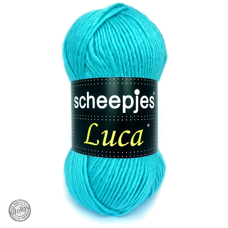Luca 11 - Turquoise