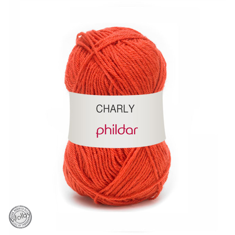 Charly 003 - Capucine / Kers Rood