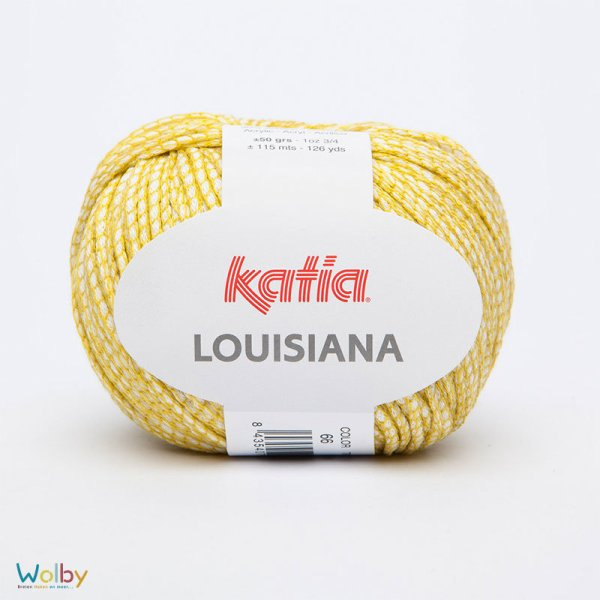 Katia Louisiana 66 - Amarillo / Geel