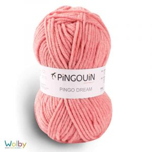 Pingouin Pingo Dream 04 - Berlingot / Roze
