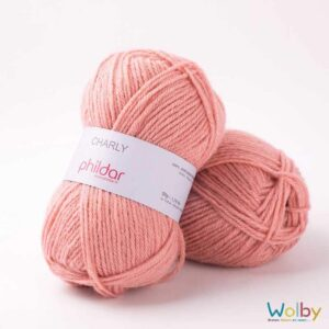 Phildar Charly 054 - Roses des Sables / Oud Roze
