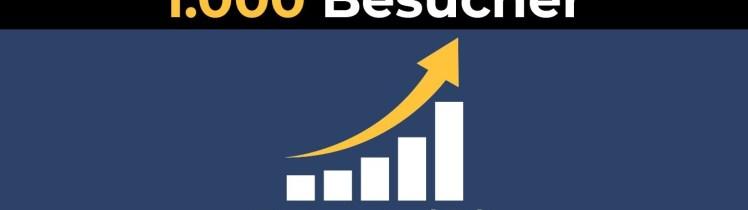 CaseStudy3Monate - Health & Wellness | 1.000 Besucher nach 3 Monaten SEO