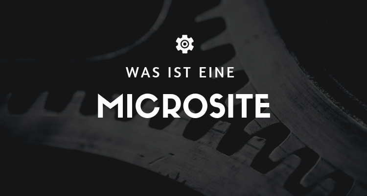 Was ist 12 4 - Microsite