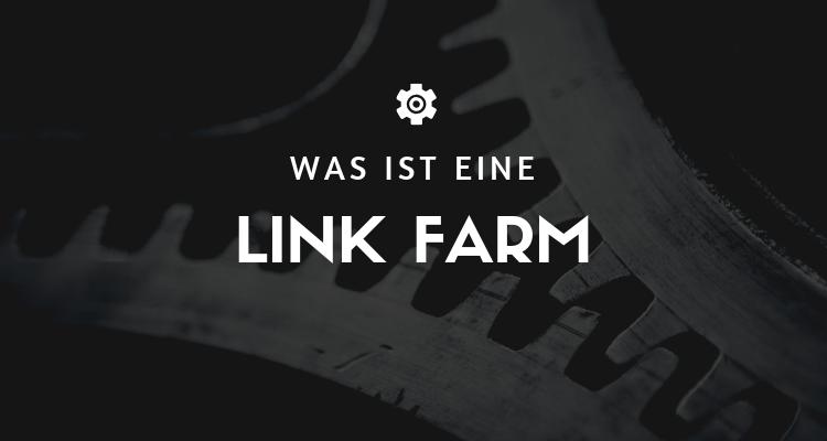 Was ist eine Link Farm