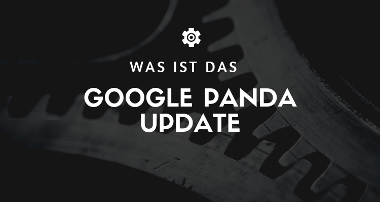 Was ist 25 1 - Google Panda Update