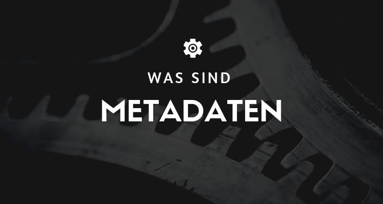 Was ist 28 2 - Metadaten