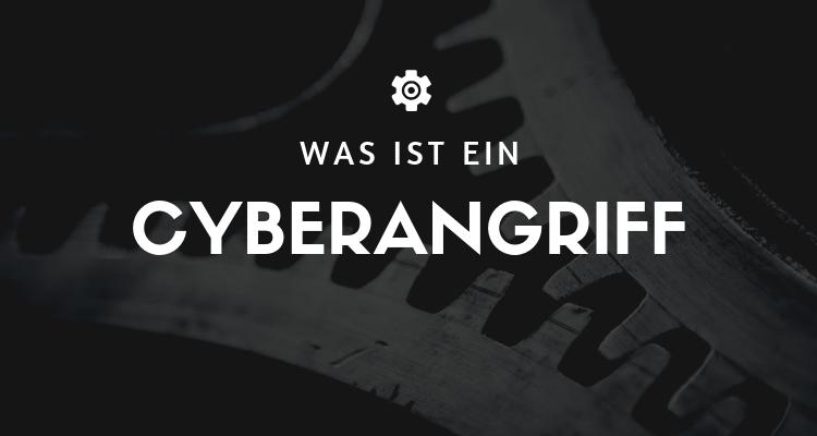 Was ist 32 2 - Cyberangriffe