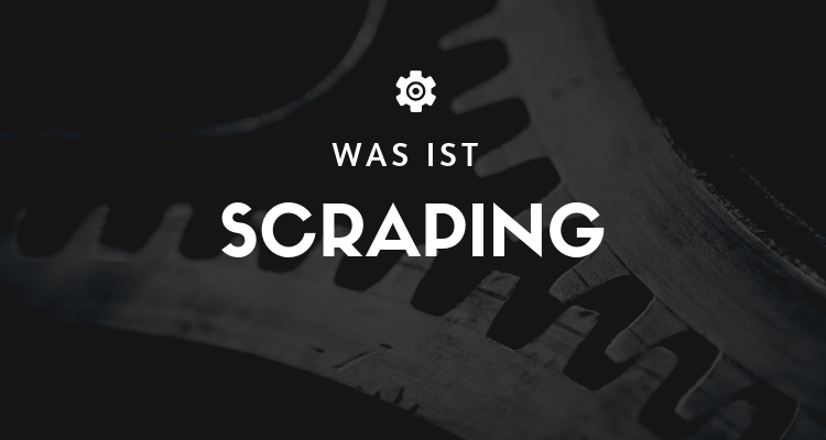 Was ist 37 - Scraping
