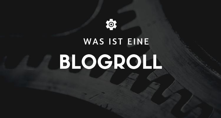 Was ist eine Blogroll