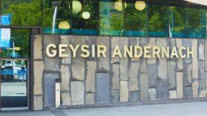 Geysir Zentrum Andernach
