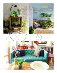 Pintrest Inspiration: Wolf and Deer Den Living Room Ideas