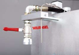 Dispenser 150 Material Outlets
