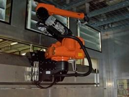 Gelcoat Robot