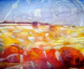 Landscape After Gauguin