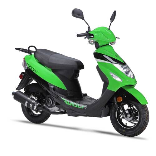 small resolution of wolf rx 50 50cc scooter