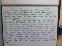 4th Grade Paragraph Essay Examples