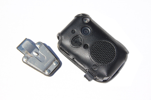 wolfcom 3rd eye body worn camera can instantly be turned into a dash camera